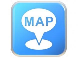 アクセスマップのイメージ